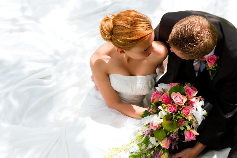 Wedding Flowers Delivered